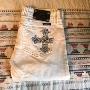Miss Me Jeans Bootcut - Size 28
